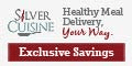 Silver Cuisine by bistroMD coupons and coupon codes